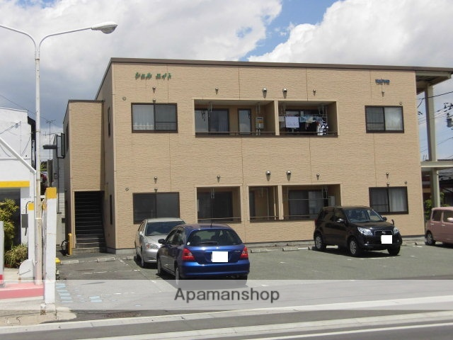 山形県寒河江市、寒河江駅徒歩4分の築13年 2階建の賃貸アパート