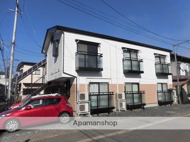 山形県山形市の築20年 2階建の賃貸アパート