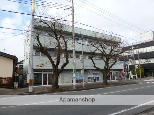 山形県山形市の築19年 3階建の賃貸アパート