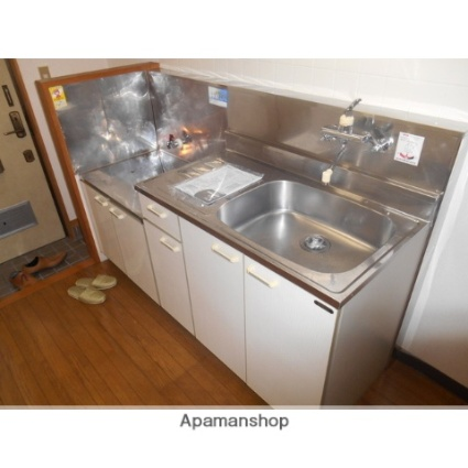 ヨーロピアンシャトウ12[1K/21.92m2]のキッチン