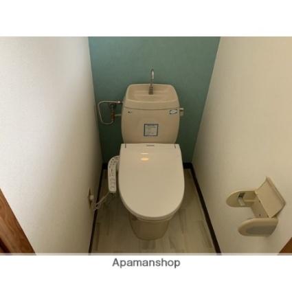 ヨーロピアンシャトウ12[1K/21.92m2]のトイレ