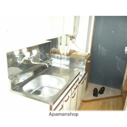 ラポール前田C[1K/21.45m2]のキッチン