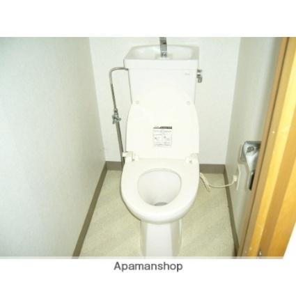 ラポール前田C[1K/21.45m2]のトイレ