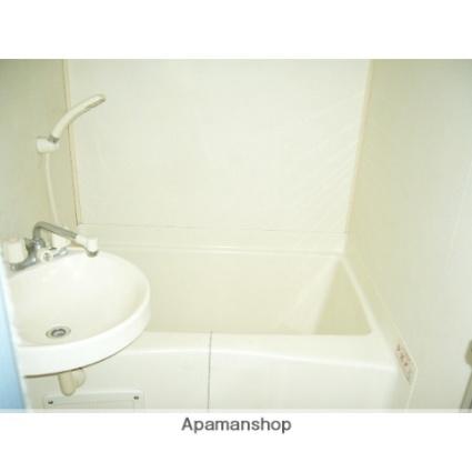 ラポール前田C[1K/21.45m2]の洗面所