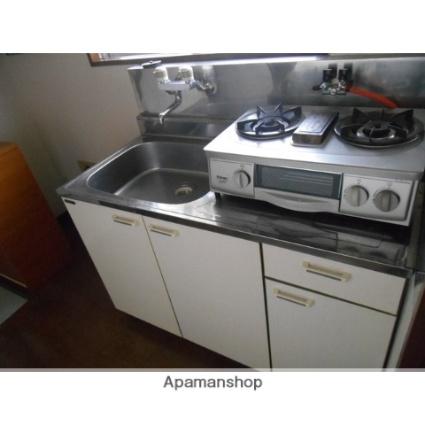 サカノビル(南側)[1K/23m2]のキッチン