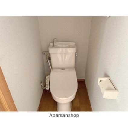 シャンコーポA棟[2DK/32.23m2]のトイレ