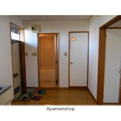 シャンコーポA棟[2DK/32.23m2]の玄関