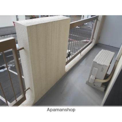 山本ビル[1LDK/36.36m2]のバルコニー