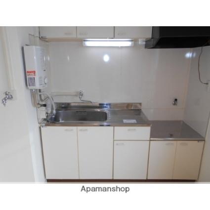 山本ビル[1LDK/36.36m2]のキッチン