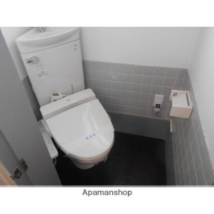山本ビル[1LDK/36.36m2]のトイレ