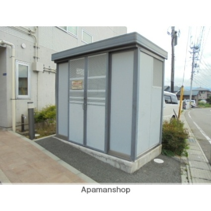 Dwell In 吉原[1K/25.91m2]の共用部1
