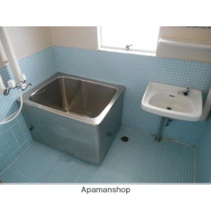 霞雅ビル[2K/33.88m2]の洗面所