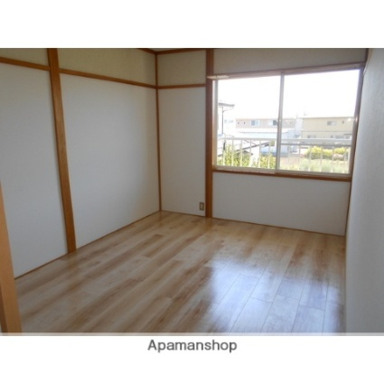第三コーポイシヤマ[2DK/43.8m2]のリビング・居間