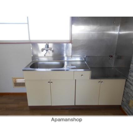 第三コーポイシヤマ[2DK/43.8m2]のキッチン