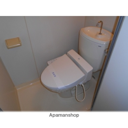 第三コーポイシヤマ[2DK/43.8m2]のトイレ