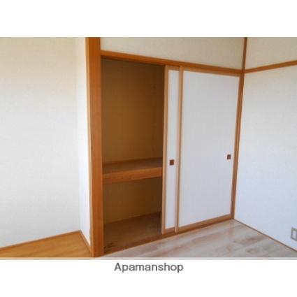 第三コーポイシヤマ[2DK/43.8m2]の収納