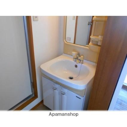 第三コーポイシヤマ[2DK/43.8m2]の洗面所