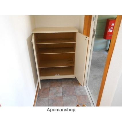 第三コーポイシヤマ[2DK/43.8m2]の玄関
