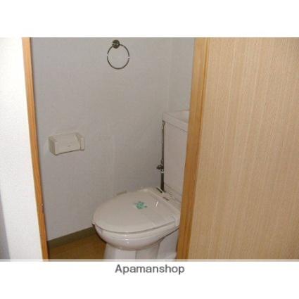 ベルメゾン[1K/24.63m2]のトイレ