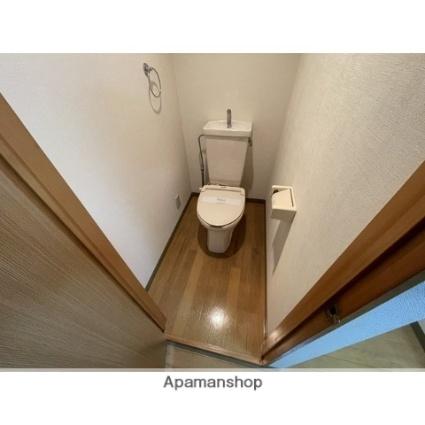 ベルメゾン[1K/26.08m2]のトイレ