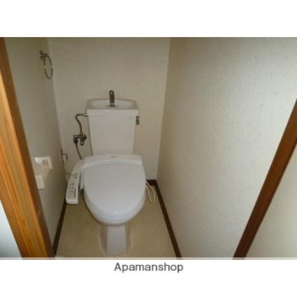 ハイツ清住[2K/33.02m2]のトイレ