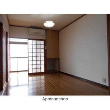 丸喜マンションサンシャルムA棟[2DK/46.37m2]のリビング・居間