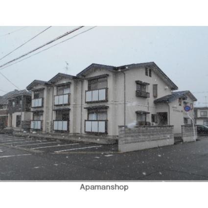 丸喜マンションサンシャルムA棟[2DK/46.37m2]の共用部