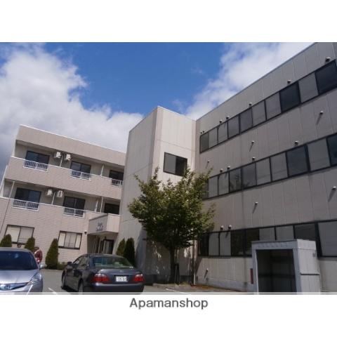 山形県天童市、天童駅天童市営バスバス5分わくわくランド下車後徒歩4分の築15年 3階建の賃貸アパート