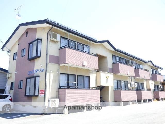 山形県天童市、天童駅徒歩22分の築17年 2階建の賃貸アパート