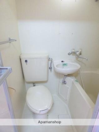 トータスメゾン[1K/18.9m2]のトイレ