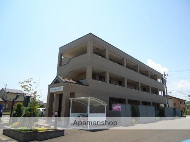 山形県山形市、蔵王駅徒歩22分の築6年 3階建の賃貸マンション