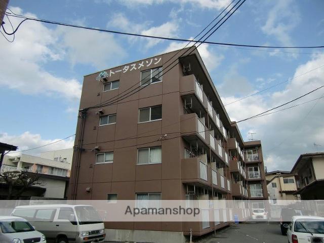 山形県山形市、山形駅徒歩14分の築26年 4階建の賃貸マンション