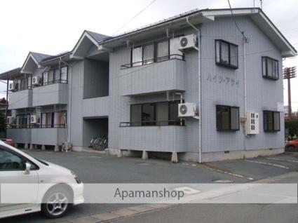山形県天童市、天童駅徒歩10分の築21年 2階建の賃貸アパート