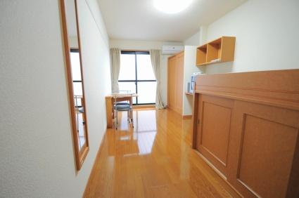 レオパレス天童館[1K/22.35m2]のキッチン