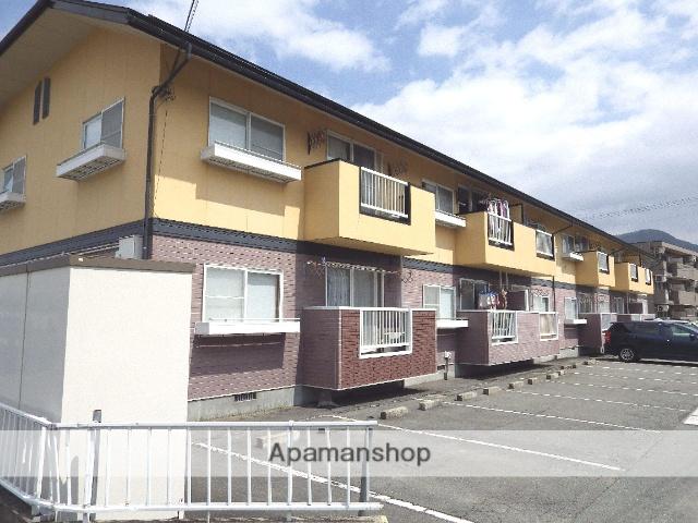 山形県東根市、東根駅徒歩10分の築23年 2階建の賃貸アパート