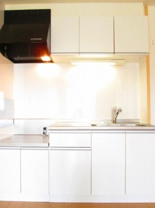 ヴィラ フィーレ B[2LDK/56.98m2]のキッチン