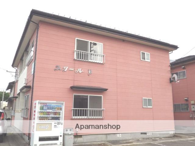 山形県天童市、高擶駅徒歩12分の築24年 2階建の賃貸アパート