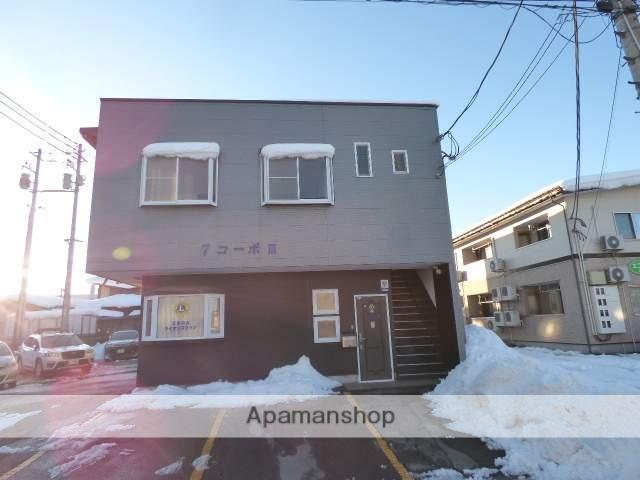 山形県天童市、天童駅徒歩18分の築21年 2階建の賃貸アパート