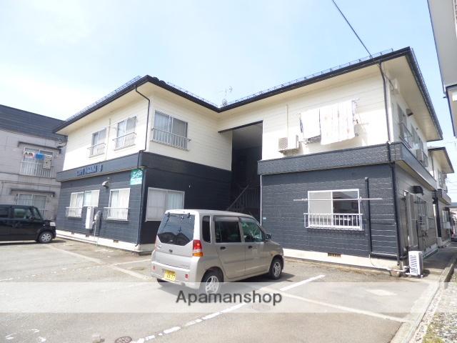 山形県天童市、高擶駅徒歩13分の築30年 2階建の賃貸アパート