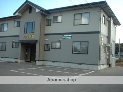 山形県米沢市、米沢駅徒歩30分の築17年 2階建の賃貸アパート