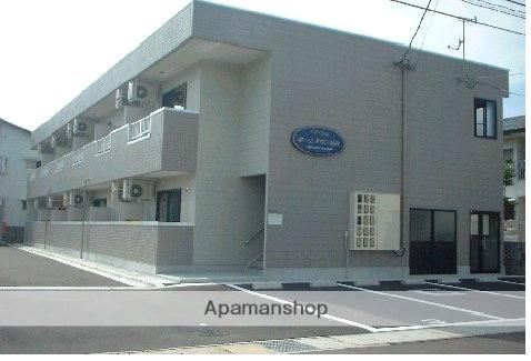 山形県米沢市、西米沢駅徒歩15分の築14年 2階建の賃貸マンション