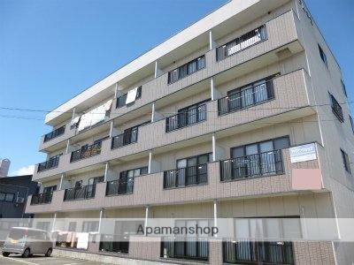 山形県米沢市、米沢駅市民バスバス15分中央1丁目下車後徒歩5分の築27年 4階建の賃貸マンション