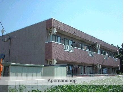山形県米沢市、米沢駅市民バスバス15分サティー前下車後徒歩3分の築18年 2階建の賃貸マンション