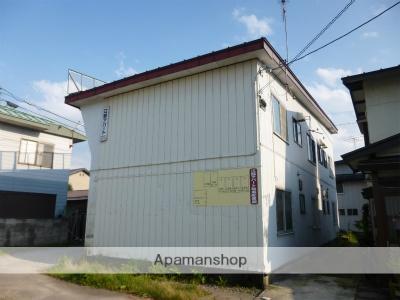山形県米沢市、米沢駅徒歩30分の築45年 2階建の賃貸アパート