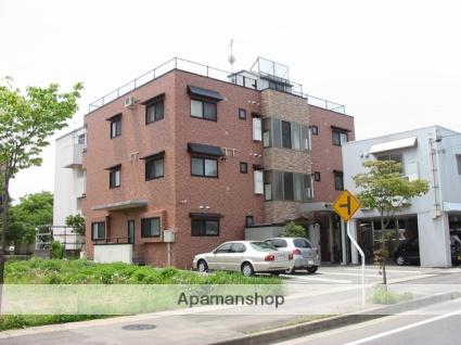 山形県米沢市、米沢駅徒歩20分の築13年 3階建の賃貸マンション