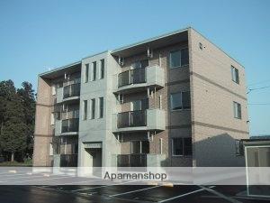 山形県米沢市、米沢駅徒歩40分の築11年 3階建の賃貸マンション