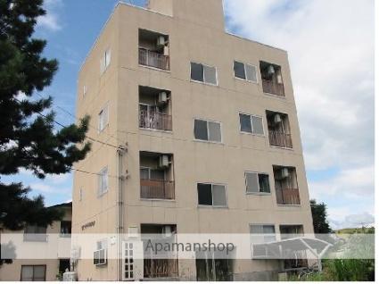 山形県米沢市、米沢駅徒歩10分の築19年 4階建の賃貸マンション