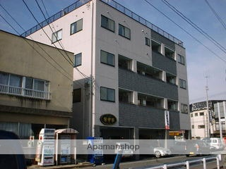 山形県米沢市、米沢駅徒歩20分の築14年 4階建の賃貸マンション