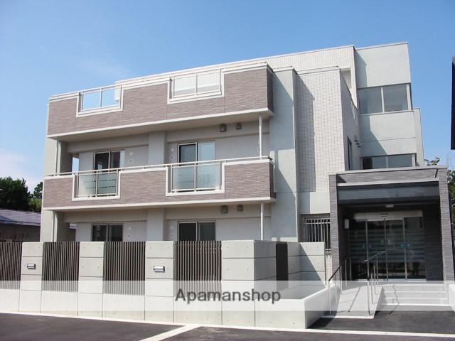山形県米沢市、南米沢駅徒歩20分の築8年 3階建の賃貸マンション