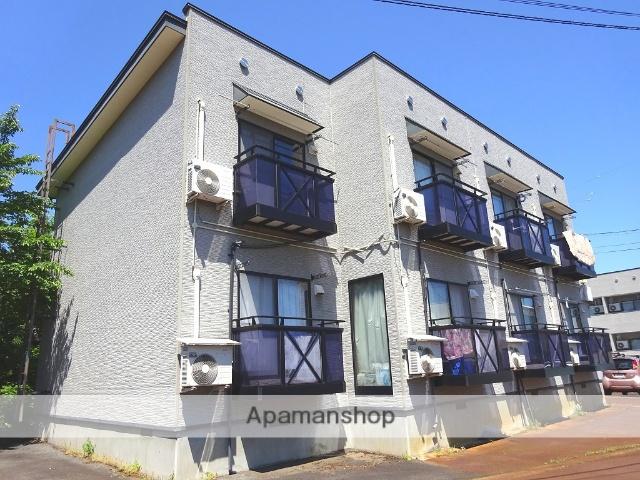 山形県米沢市の築16年 2階建の賃貸アパート